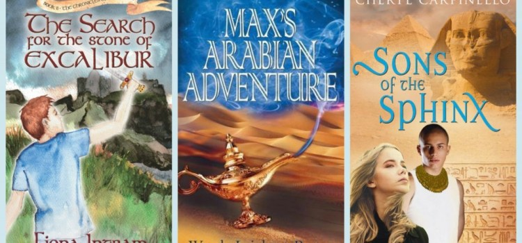 Holiday Adventure Quest Book Blast