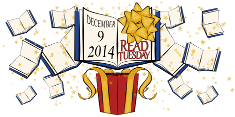 It's #READTUESDAY!