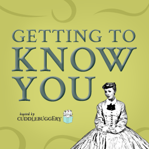 Getting to Know You Blog Hop and Giveaway