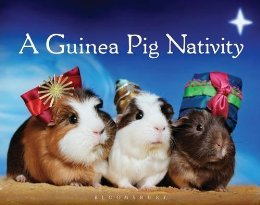 Book Review & Giveaway | A Guinea Pig Nativity