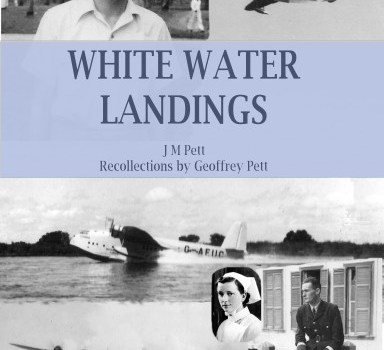 Please vote for White Water Landings on AuthorShout.com