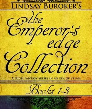 Book Review | Deadly Games (Emperor's Edge 3) by Lindsay Buroker