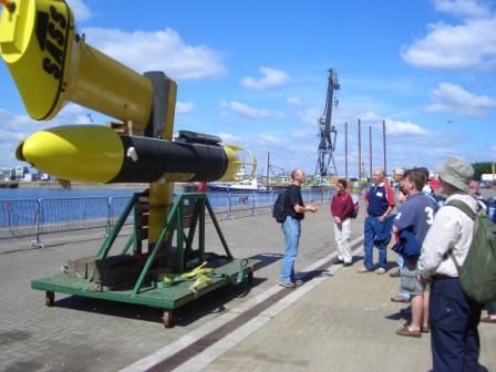 Submersible at SOC