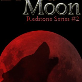 Book Review | Blood Moon (Redstone 2) by Rebecca Weinstein