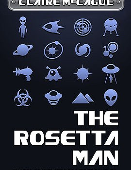 Book Review | The Rosetta Man … and Cover Wars!