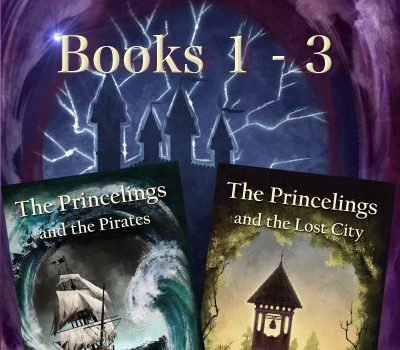 Launching on Friday – The Princelings Box Set!