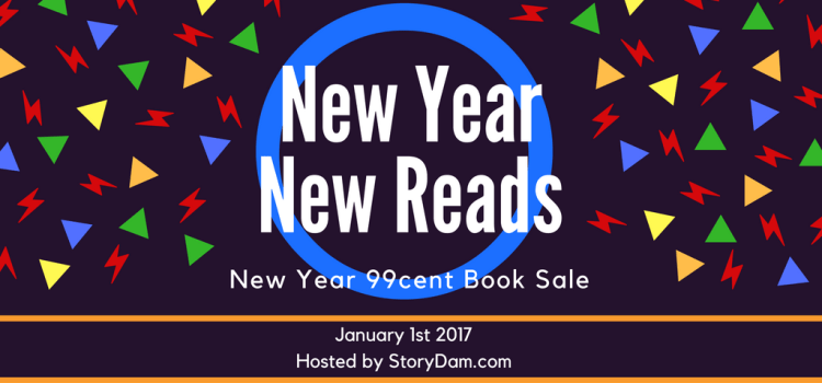 New Year, New Reads #NewBooks4Me – TODAY ONLY