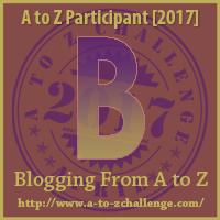 Book Bloggers' Hop #AtoZChallenge
