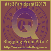 Question #AtoZChallenge