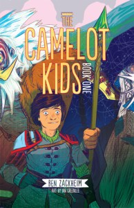 camelot kids cover