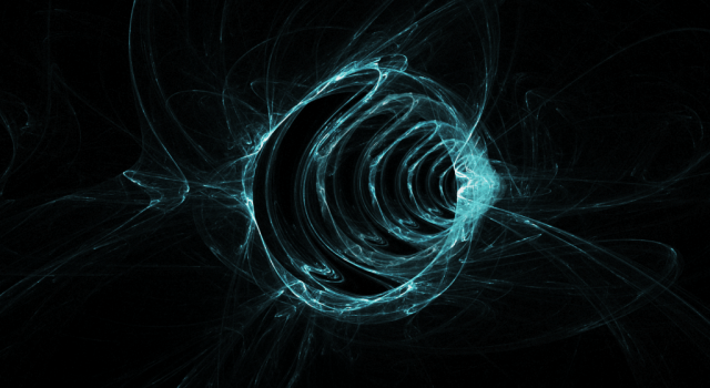 wormhole spaghettification