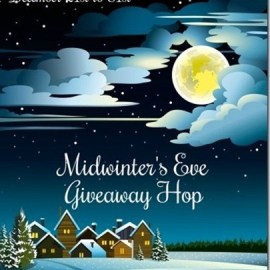 Midwinter's Eve Giveaway Hop 2017 & #Fi50