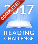 2017 Goodreads challenge completed