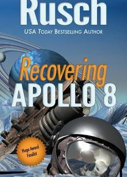 Book Review | Recovering Apollo 8 by Kristine Kathryn Rusch