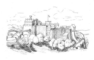Castle Edin