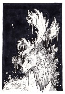 Elk of the Woods