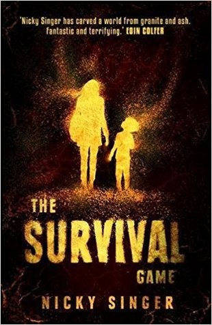 book review  survival game  nicky singer jemima pett