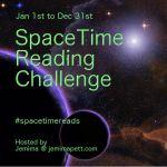 spacetimereads spacetime reading challenge