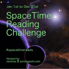 SpaceTime Reading Challenge Sign-up #spacetimereads