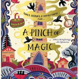 Book Review | A Pinch of Magic by Michelle Harrison