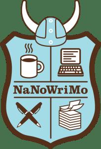November nanowrimo shield