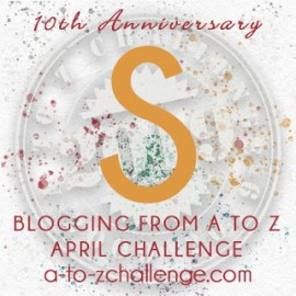 Security service #AtoZchallenge Flashback