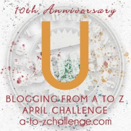U  is Updating my biography #atozchallenge