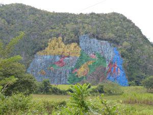 le mur de la préhistoire