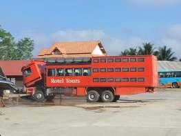 bus hotel laos