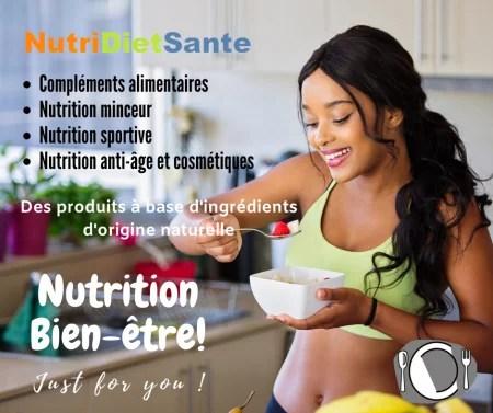FitLine Nutrition minceur et sportive