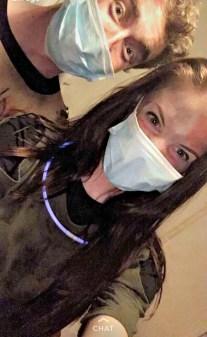 I survived a Zombie Apocalypse!