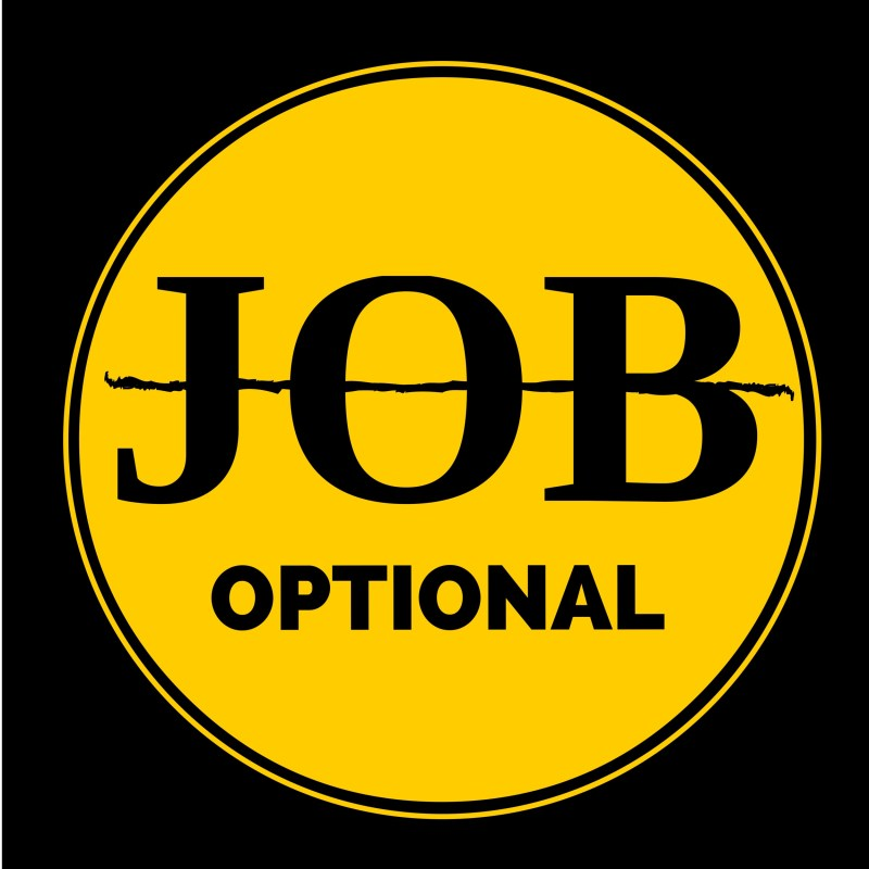 Job Optional Podcast artwork