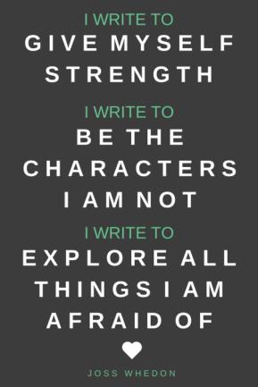 Joss writer quote