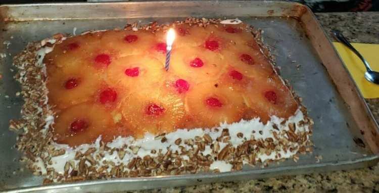 easy pineapple upside down cake