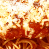 baked chicken parmesan is healthier than regular chicken parmesan and tastes great! Made with tomato sauce, panko bread crumbs, egg, parmesan cheese, italian seasonings, garlic powder, and pasta