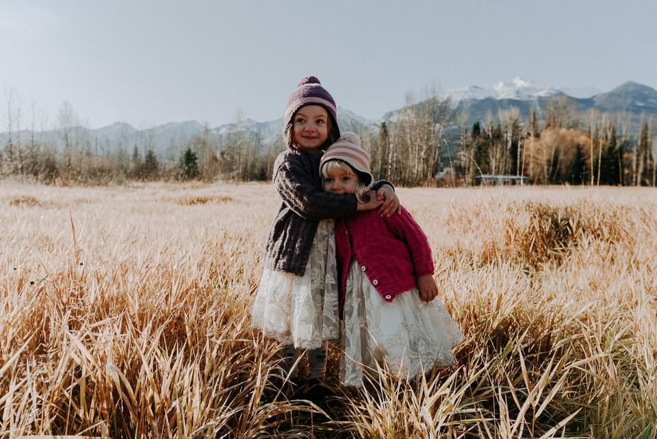 Family Photographer in Canmore Alberta