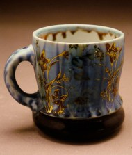 mug 2003, porcelain, decals