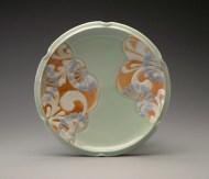 plate 2009, porcelain