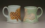 cups 2009, porcelain