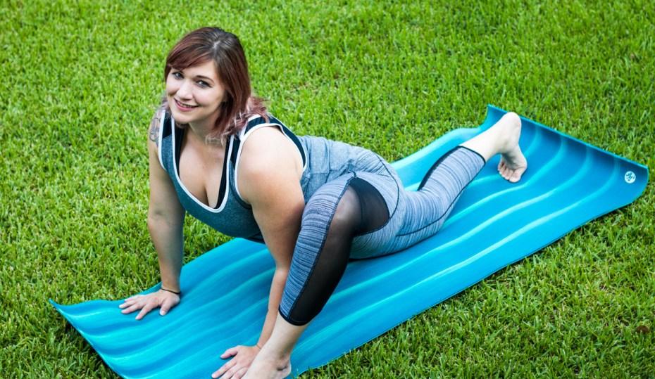 jen allen yoga learn online bossier city louisiana