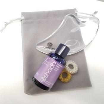Facial Massage Oil set