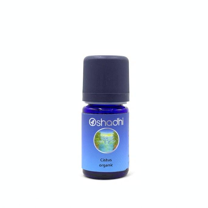 Oshadhi Essentail Oil - Cistus organic