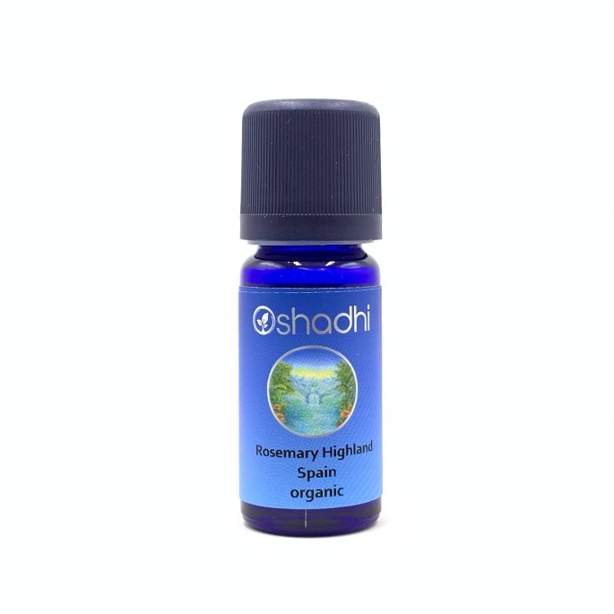 Oshadhi Essentail Oil - Rosemary Highland, Spain organic