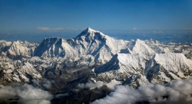 Mount Everest - Nepal/China