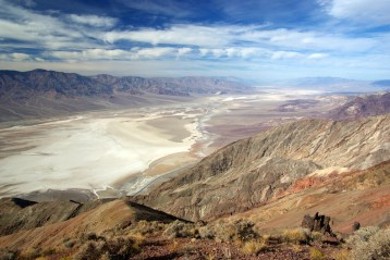 Dante's View, on the Death Valley, Nevada, USA (Mos Eisley's view) - 36°13' N, 116°43' O