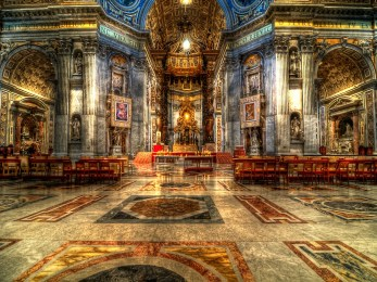 St.-Peter's-Basilica-Inside-Wallpapers