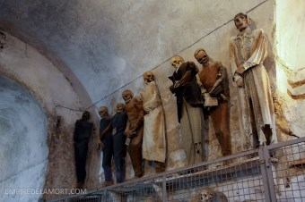 Capuchin Catacombs of Palermo, Sicily, Italy