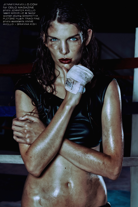 Dirty Beauty Boxer