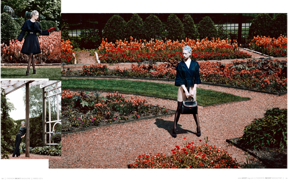 Fashion Garden Editorial