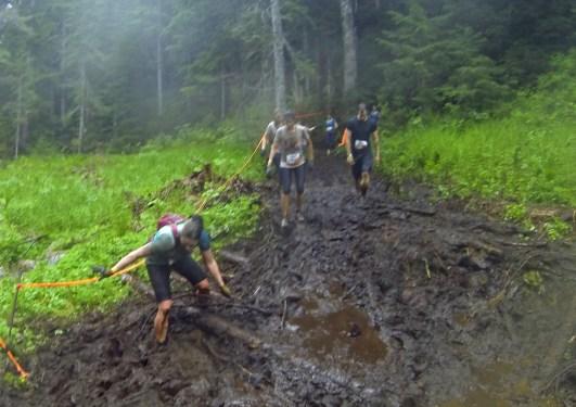 More mud-sluggin' after Bushwackin'